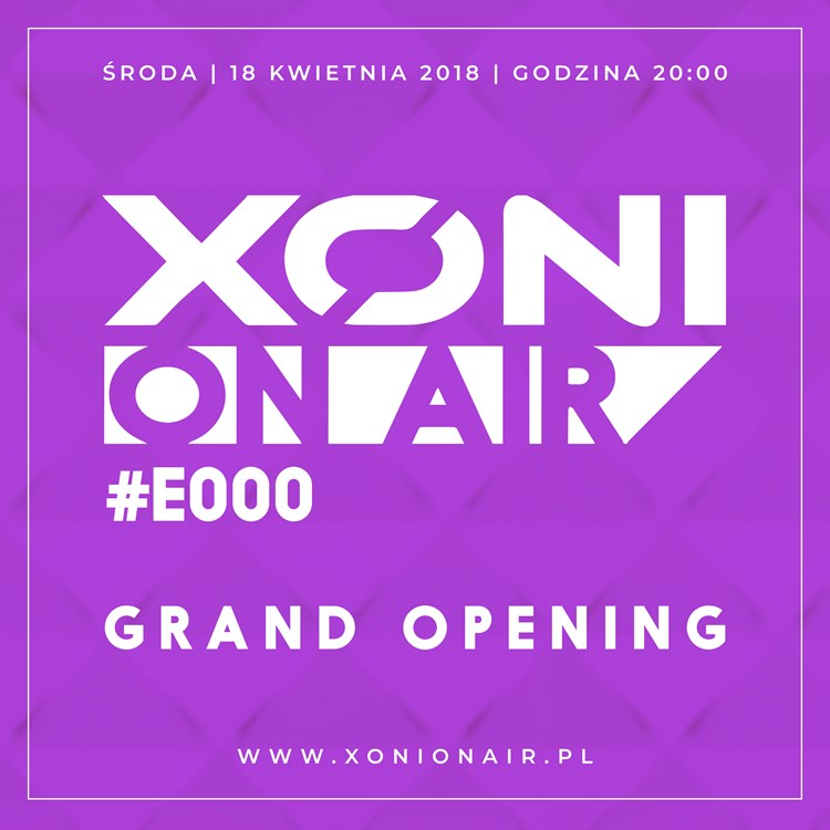 Grand Opening #E000
