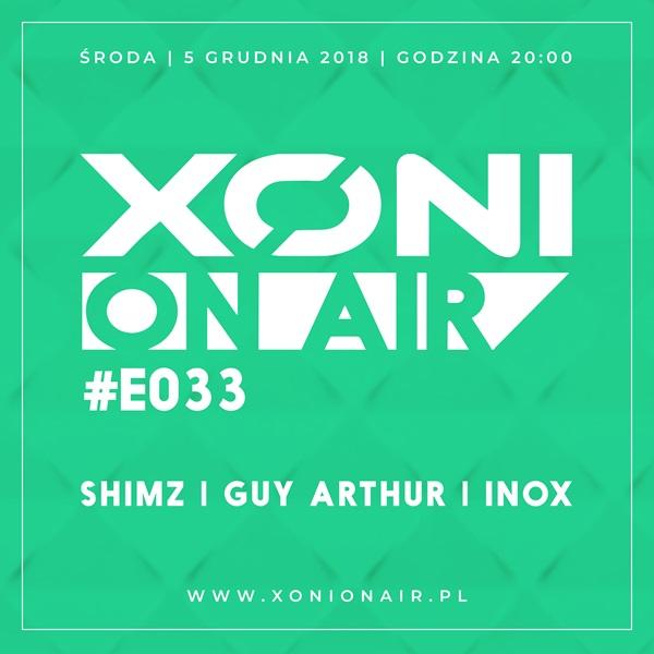Xoni On Air E#033