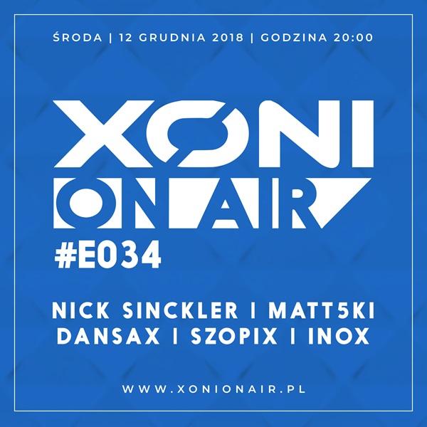 Xoni On Air E#034